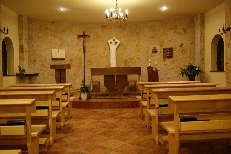 Kaplica Domu Formacyjnego Ruchu Światło–Życie